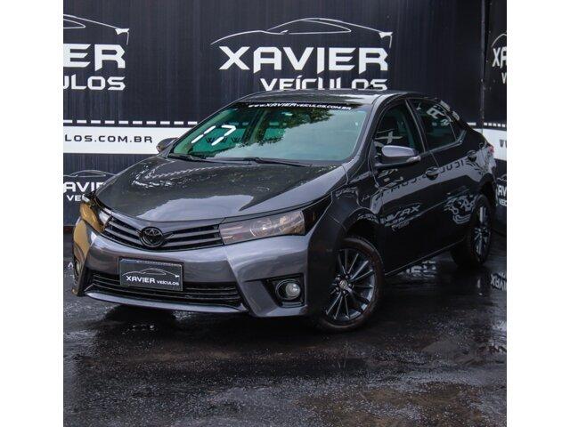 Toyota Corolla – 2017 – Cinza