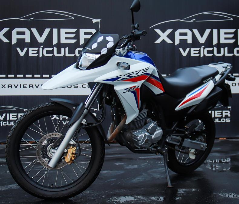 HONDA XRE 300 – 2017 – Branco