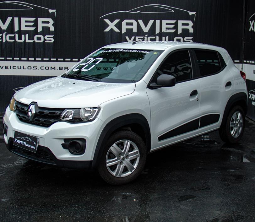 Renault Kwid – 2020 – Branco