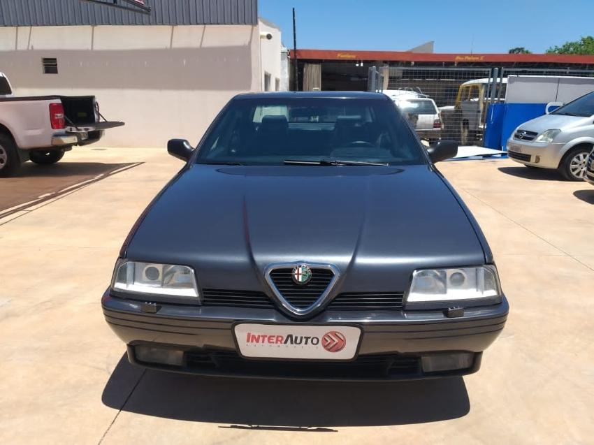 Seminovos certificados ALFA ROMEO 164 3.0 V6 12V GASOLINA 4P AUTOMATICO