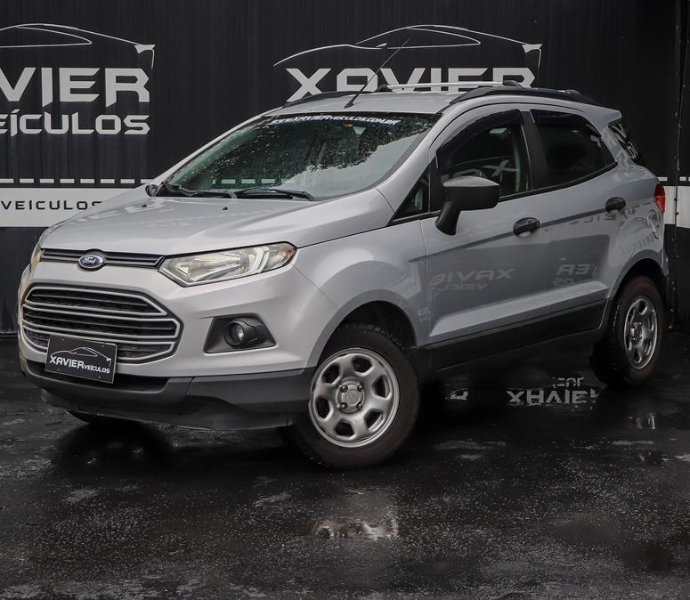 Ford EcoSport – 2014 – Prata