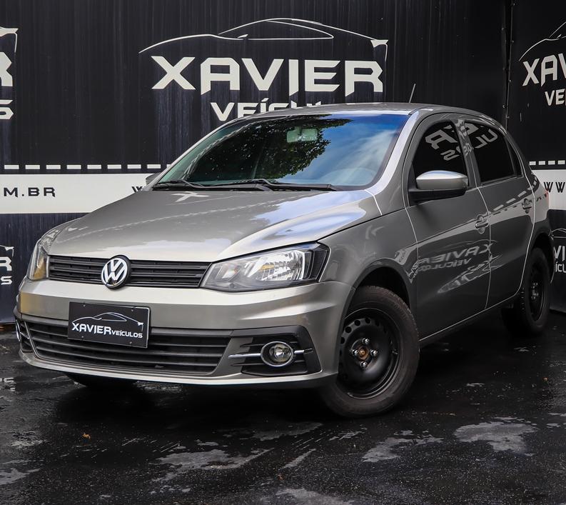 Volkswagen Gol – 2018 – Prata
