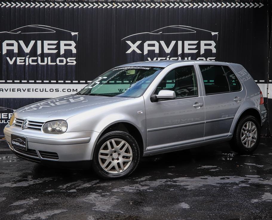 Volkswagen Golf – 2005 – Prata