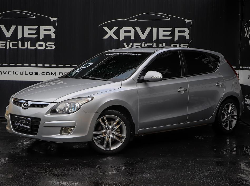 Hyundai i30 – 2012 – Prata