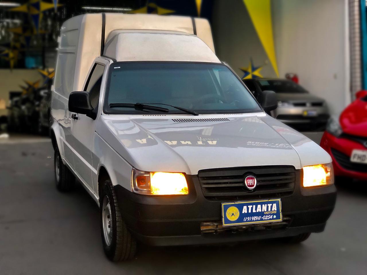 Seminovos certificados FIAT FIORINO 1.3 MPI FURGAO 8V FLEX 2P MANUAL