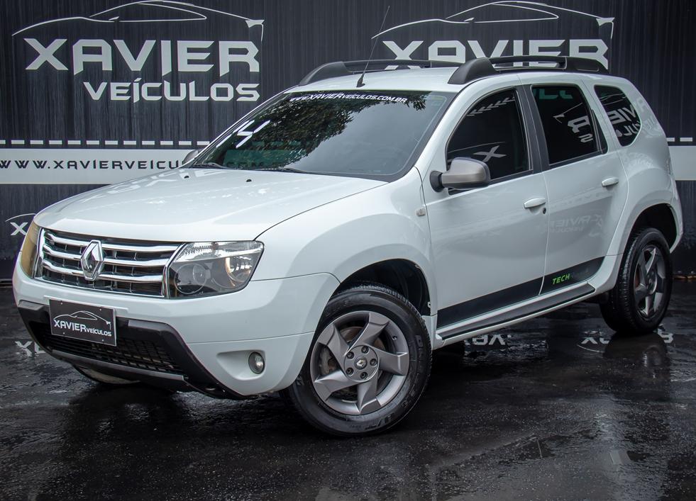 Renault Duster – 2014 – Branco
