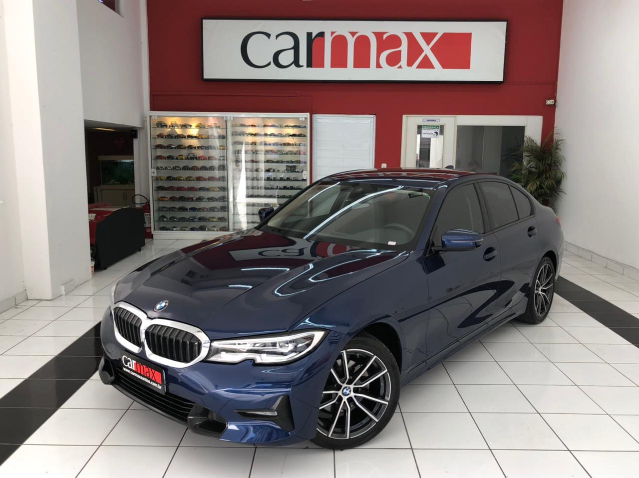 BMW 320I 2.0 16V TURBO GASOLINA SPORT AUTOMÁTICO