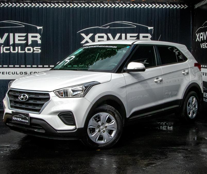 Hyundai Creta – 2019 – Branco