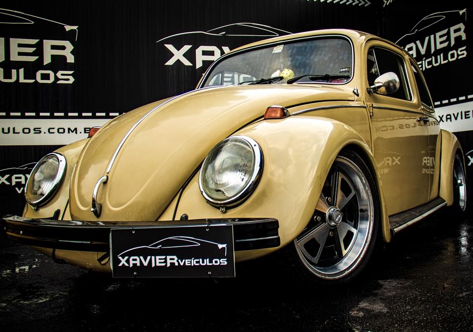 Volkswagen Fusca – 1970 – Bege