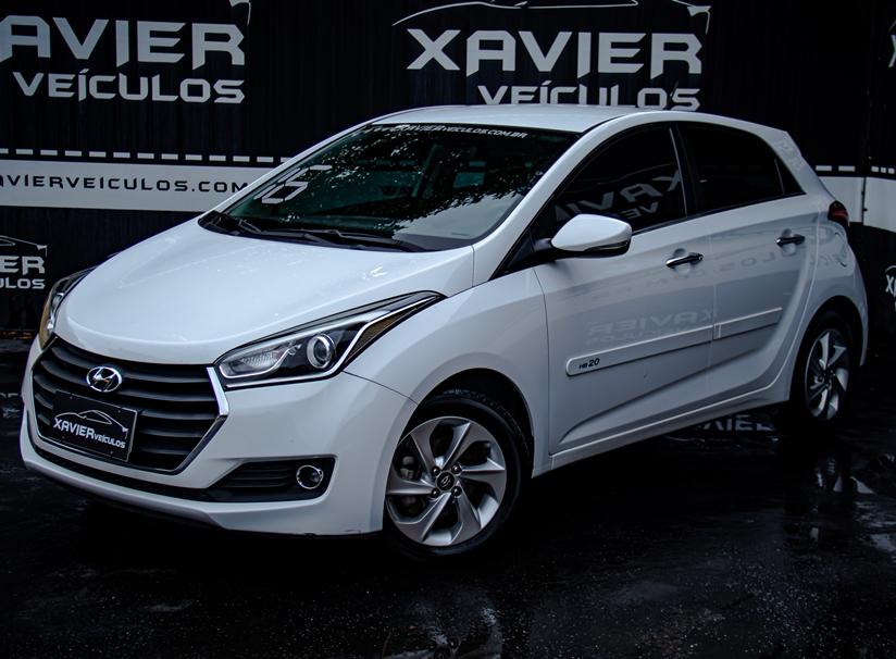 Hyundai HB20 – 2016 – Branco