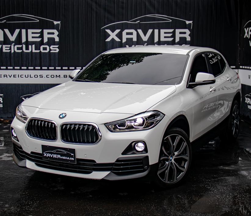 BMW X2 – 2019 – Branco