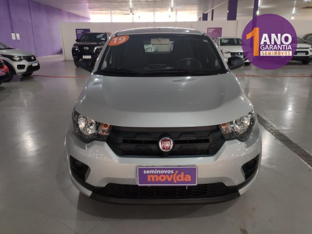 Seminovos certificados FIAT MOBI 1.0 EVO FLEX LIKE. MANUAL