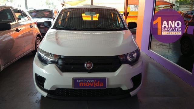 Seminovos certificados FIAT MOBI 1.0 FIREFLY FLEX DRIVE MANUAL