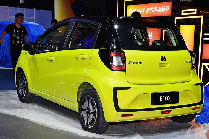 E-JS1, primeiro fruto de uma joint venture entre VW e JAC na China, chega como novo carro elétrico mais barato do país, oferecido a R$ 154.990