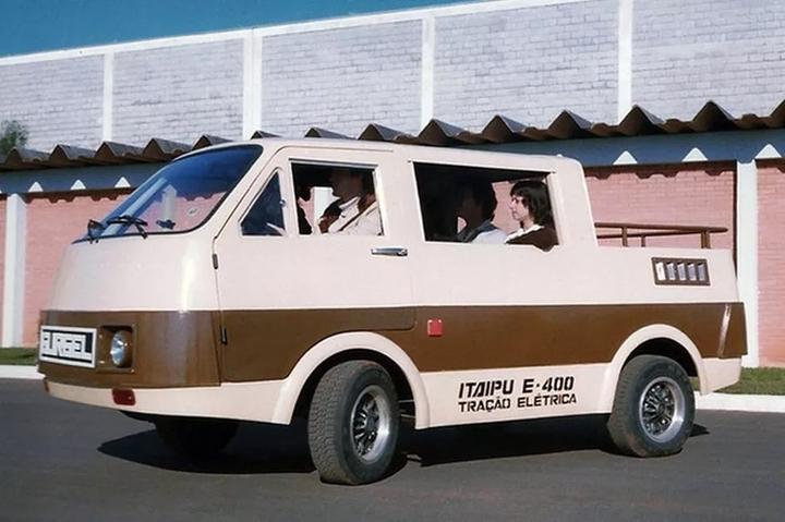 Hoje atrasado, país já esteve na vanguarda da eletromobilidade com o Gurgel Itaipu, sonho que ficou pela estrada do desinteresse