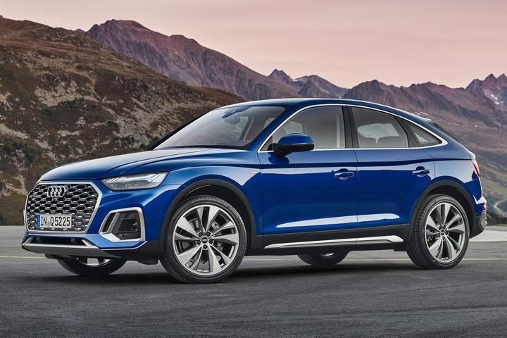 SUV médio da marca alemã ganha facelift, fica com visual parecido com o dos irmãos maiores e apresenta carroceria Sportback