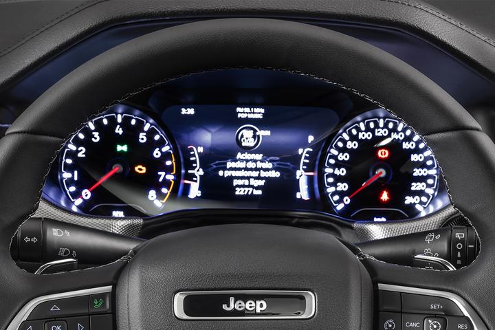 Com novo visual, motor e acabamento interno, o objetivo do Compass é manter a liderança do segmento contra a ofensiva de Toyota e Volkswagen. Veja o detalhes: