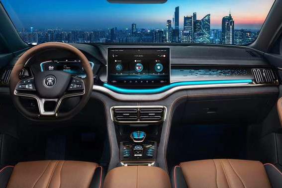 Marca chinesa documentou no INPI o SUV cupê de porte médio que deve ser lançado no segundo semestre de 2022, fazendo 26 km/l