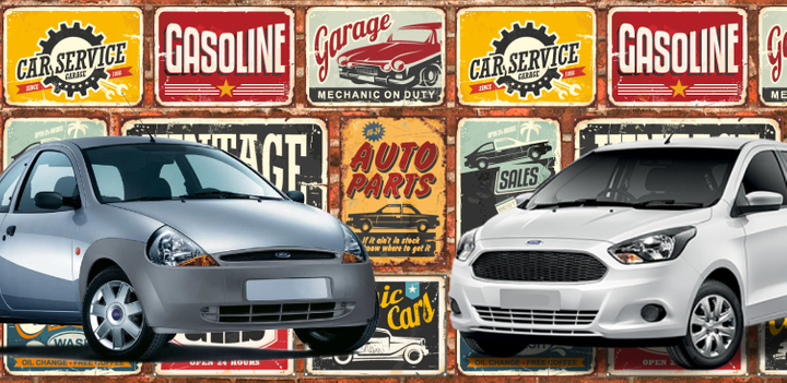 Divirta-se com os altos e baixos, ironias e coincidências do mercado automotivo
